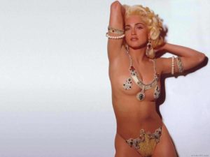Madonna Rock the Boat
