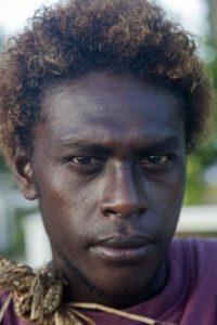 Melanesian Guy