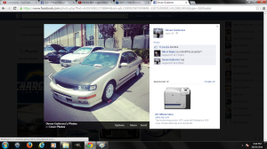 Deven Guiterrez Facebook Proof In Car