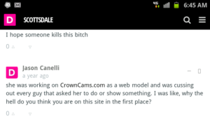 James Canelli Crowncams