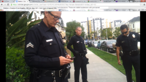 Cops Harassing Me For Being Topless 5th Incident