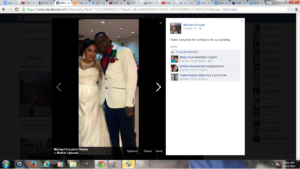 Michael Frazier LIED About When He Got Married Here Is Proof 3