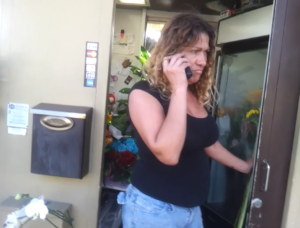 Fat Flower Shop Wetback Bitch