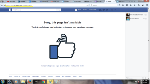 Shane Mervan Facebook 2 Shut Down Yellow