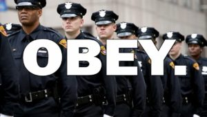 JUST OBEY!