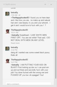 Betoally Sex Harassing Me