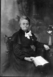 Carrie Nation The Real One
