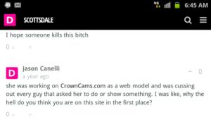 James Canelli Crowncams