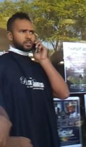 New Millenium Barbershop Negro Harasses Me 3