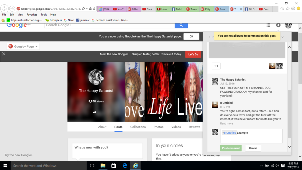 youtube-not-allowing-me-to-comment-on-google-plus-tho-still-got-profile