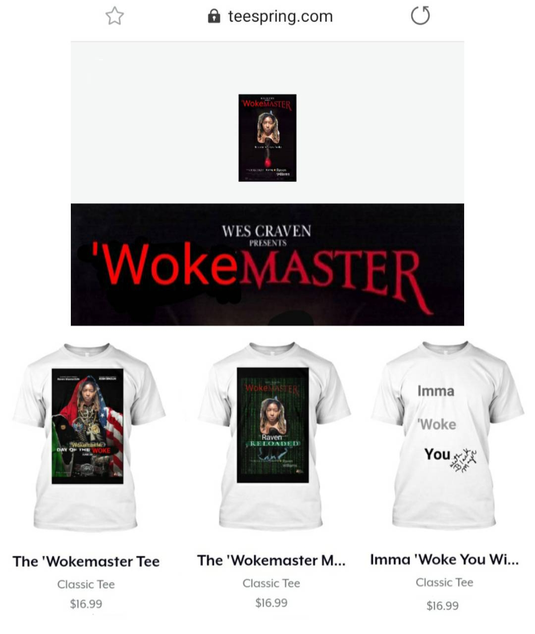 TheWokemasterTees