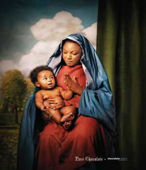 Black Mary and Child