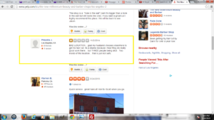 Crenshaw location had TWO SHOOTINGS as reported by this yelp reviewer here!
