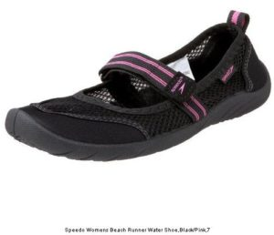 Speedo-Womens-Beach-Runner-Water-ShoeBlack-Pink7