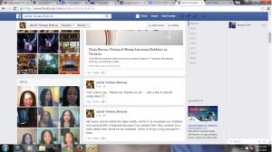 Jamila Brisoce Stalking Further Evidence